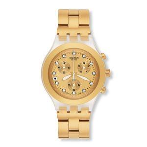 Swatch Women's Watch in Gold